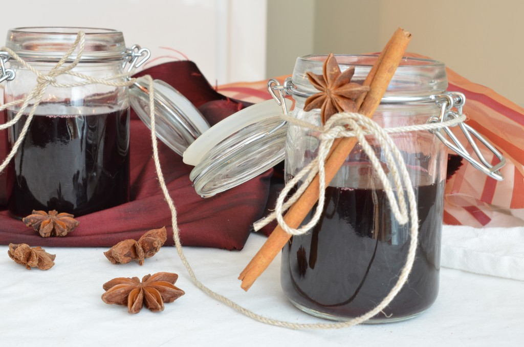 A Delicious Mulled Wine Cocktail Recipe