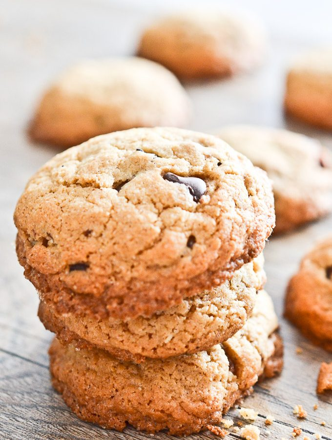 Bacon, Bourbon and Peanut Butter Cookies