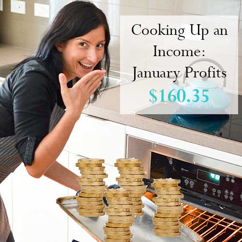 Make money from a food blog