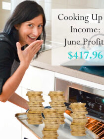 Cooking Up an Income - June Profits