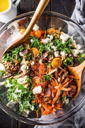 The Best Kale Salad