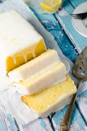 Deliciously Fresh Lemon Lime Loaf