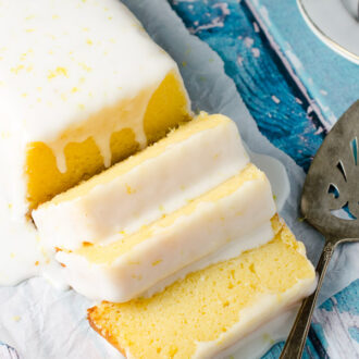 Lemon Lime Loaf