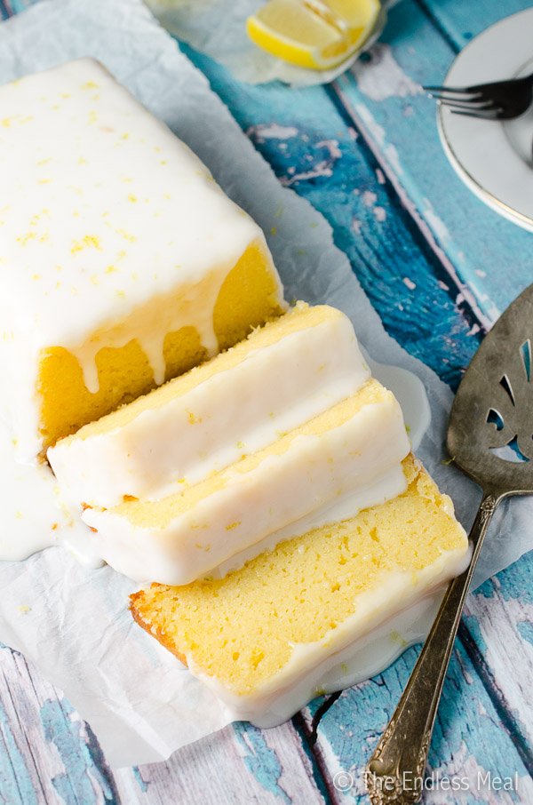Deliciously Fresh Lemon Lime Loaf The Endless Meal