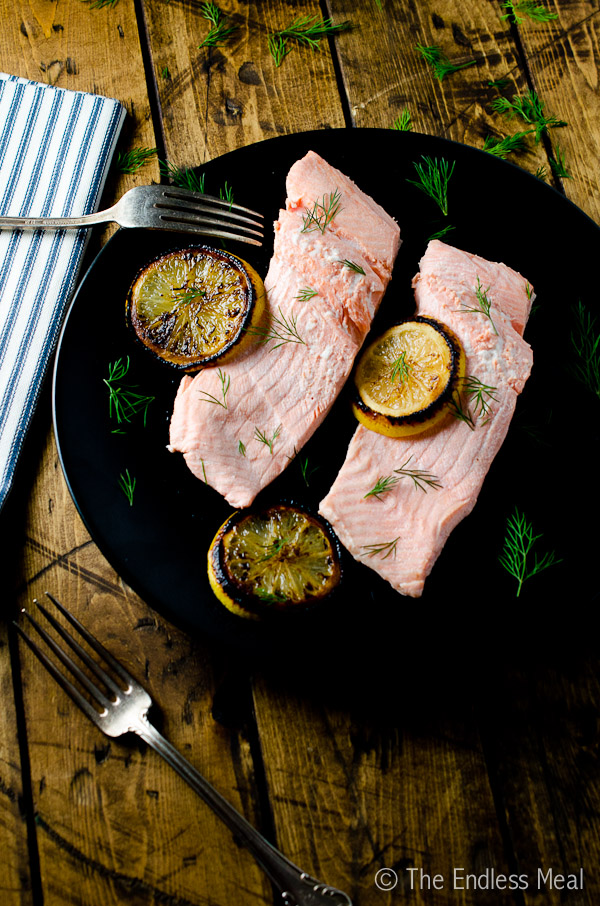 Perfect poached fish the endless meal for How to poach fish