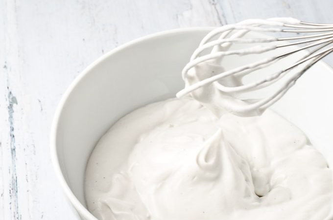 How to Make Vegan Coconut Whipped Cream