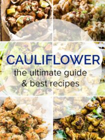 6 of our favorite cauliflower recipes