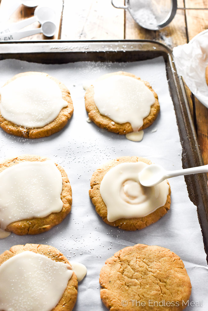 recipe: maple frosted sugar cookies [7]