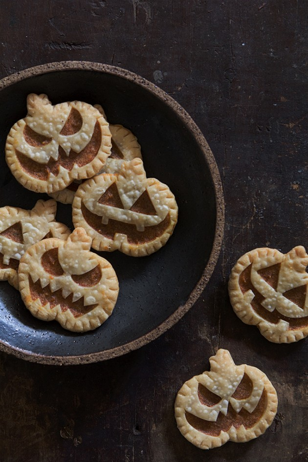 The 15 Best Pumpkin Recipes for Fall | Jack-O-Lantern Pumpkin Hand Pies by Bakers Royale
