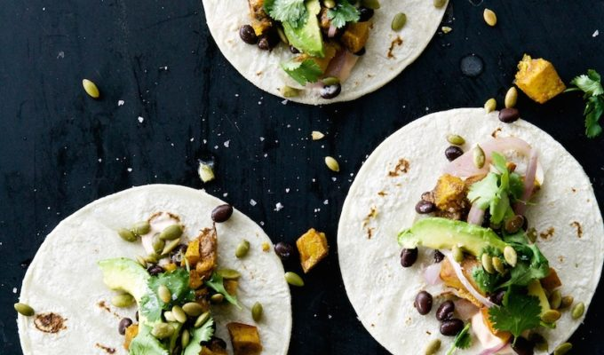The 15 Best Pumpkin Recipes for Fall | Pumpkin Spice Tacos by Camille Styles