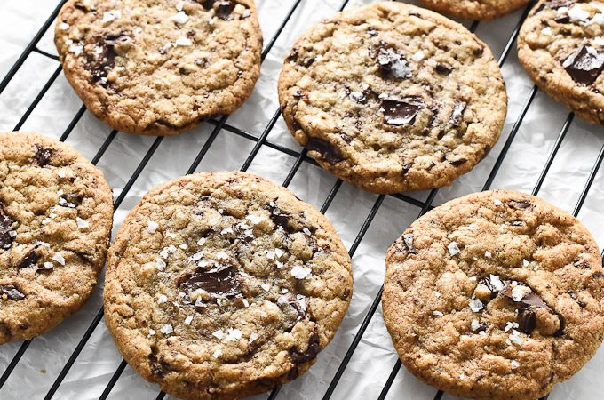 Sea Salt and Brown Butter Chocolate Chip Cookies | This is THE BEST chocolate chip cookie recipe there is! | theendlessmeal.com