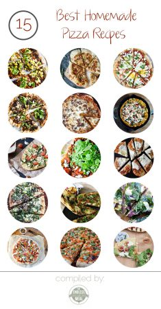 The 15 Best Homemade Pizza Recipes