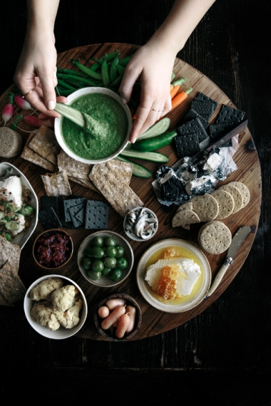 Kale and Sunflower Seed by Gather & Feast | The 15 Best Party Dips