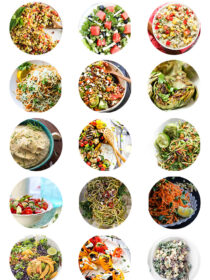 The 15 Best Healthy Side Dishes for Your Summer BBQs | The Endless Meal