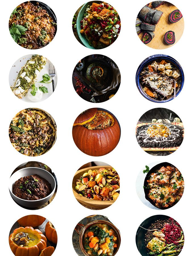 The 15 Best Healthy Halloween Dinners
