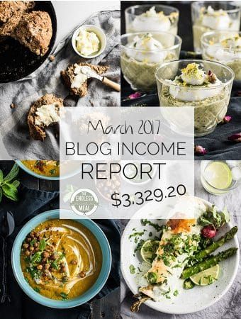 Blog Income Report – March 2017