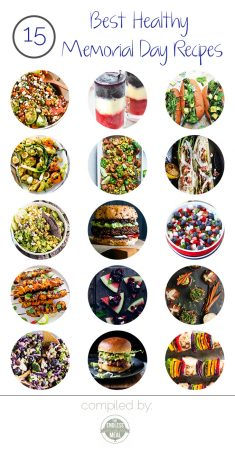 The 15 Best Healthy Memorial Day Recipes
