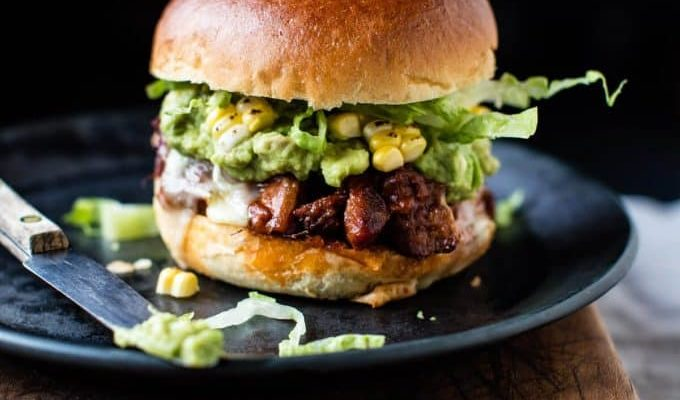 Southwest BBQ Pork Sliders by Half Baked Harvest | The 15 Best Healthy Memorial Day Recipes