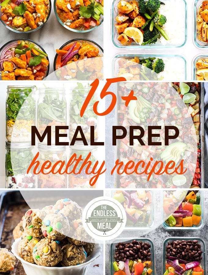 The 15 Best Healthy Meal Prep Recipes