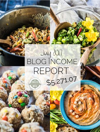 Blog Income Report – July 2107