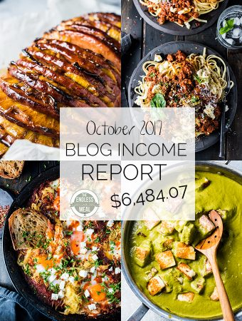 Blog Income Report – October 2017