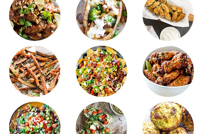 The 15 Best Healthy Super Bowl Snacks