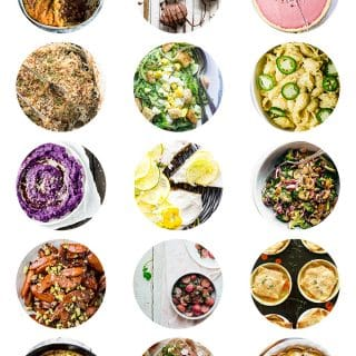 These 15 Best Vegetarian Easter Brunch Recipes are perfect healthy recipes for your Easter brunch and spring dinners. They are colorful, healthy, and delicious!
