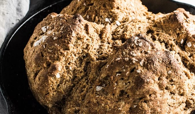 Easy Whole Wheat Irish Soda Bread by The Endless Meal | The 15 Best Healthier St. Patrick's Day Recipes