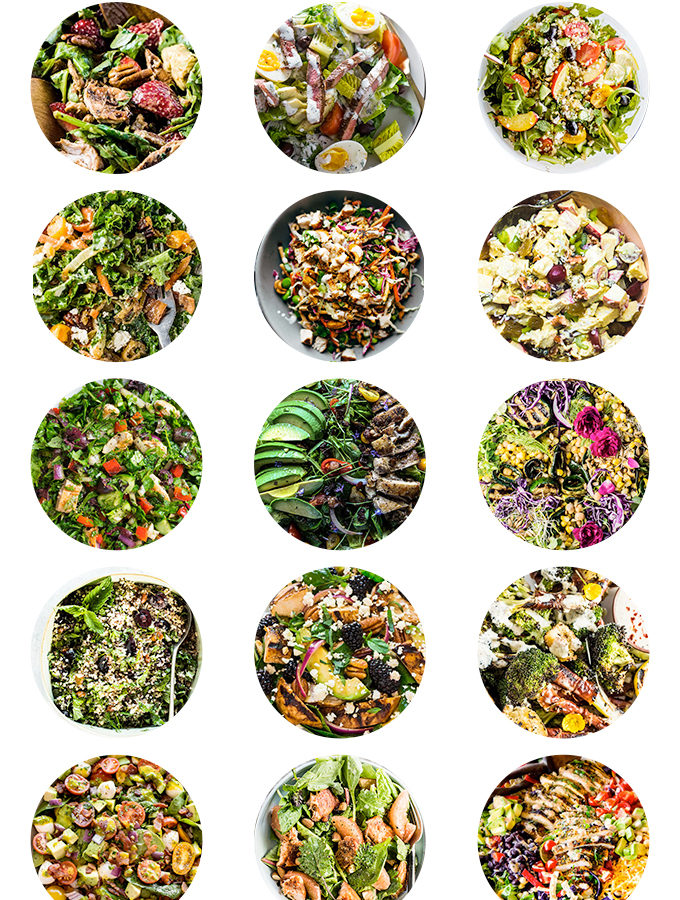 The 15 Best Healthy Summer Salads