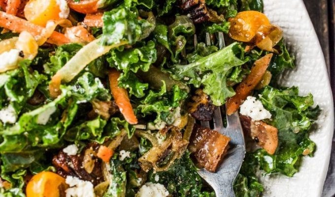 The Best Kale Salad by The Endless Meal | The 15 Best Healthy Summer Salads