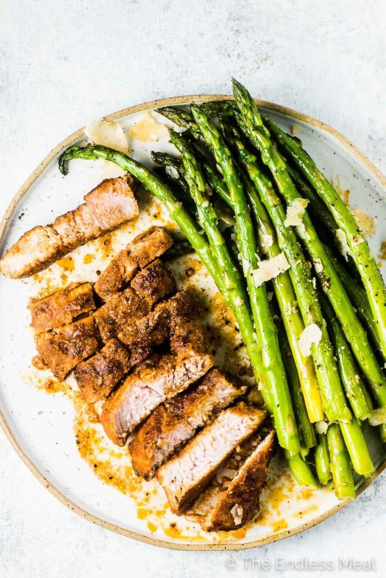 Juicy Baked Pork Chops